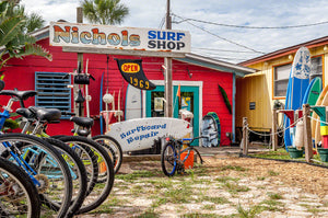A photo of Nichols Surf Shop in New Smyrna Beach, Florida