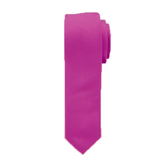 Long Self-Tie with Pocket Square (available in 20 colors)