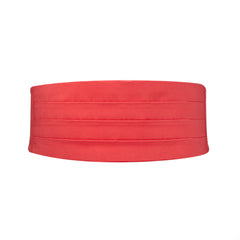 Satin Cummerbund- Adult Size (28 colors available)