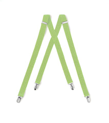 Clip Suspenders (21 colors available)