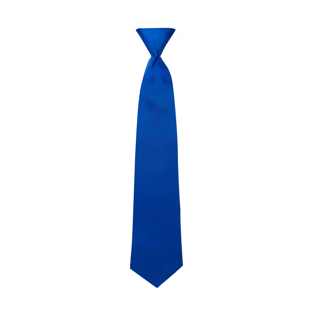 Solid Pre-Tied Long Tie (28 colors available)