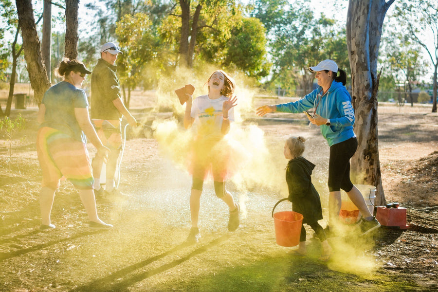 Everything You Need to Know About Color Run Powder Safety