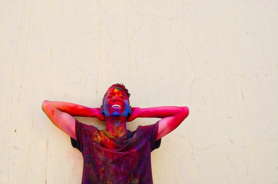 How to Remove Color Stains From Clothes: 5 Methods for Holi Festival Attendees