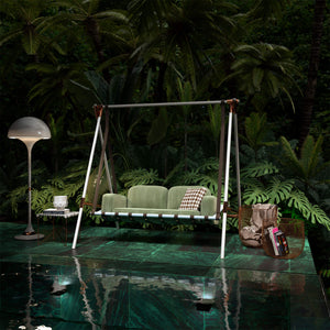 MYFACE-FABLE-SWING Outdoor Sofa in der Karibik