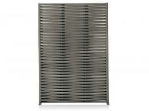 Roda Wing vertical screen in grey