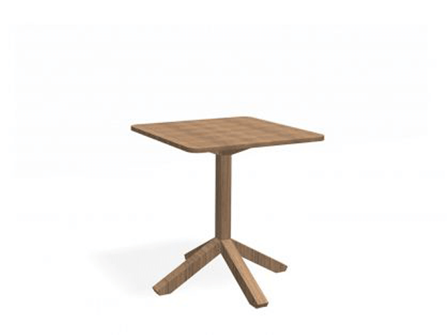 Roda Root Table Teak