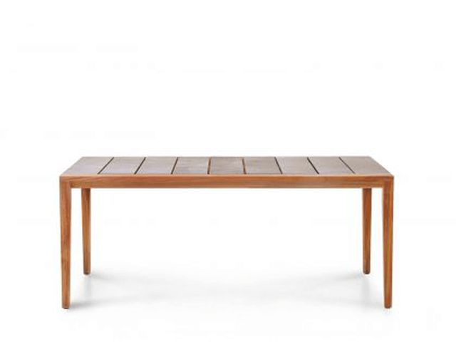 Roda Teak Table 173 gres top