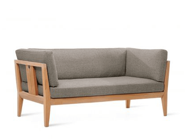 Roda Teka Sofa 001 in Teak
