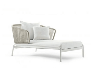 Roda Spool chaise longue 004 in grau