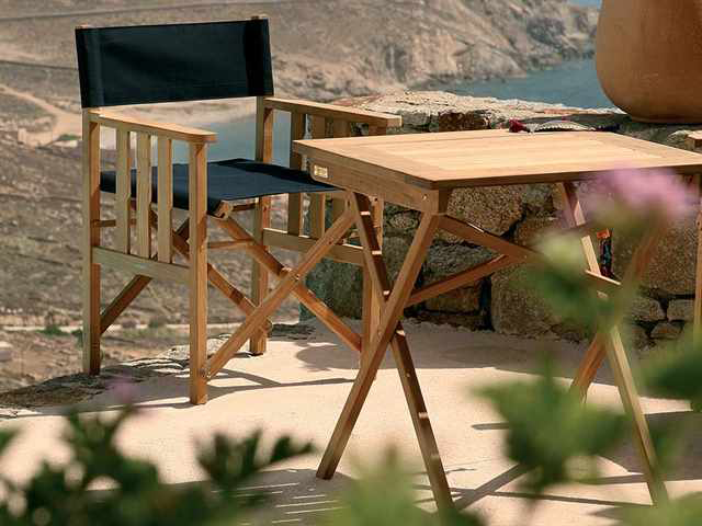 Barlow Tyrie Safari® Table 68 Gartentisch Teakholz