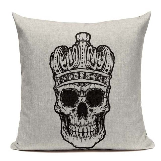 Vintage Mexican Skull Pillow Covers Monica's Bodega Fascinating Load Pillow Covers