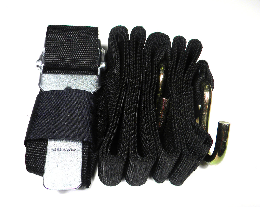 PBGW13  -  Paddle Buckle Gunwale Tie-Down 2