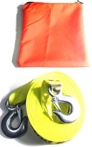 ETS  -  Emergency Tow Strap w/orange bag