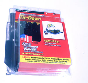 "PWC 3H  PWC Sliding Hook Tie-Down 1"" x 10'"