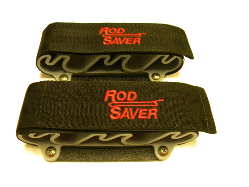 SMP4 Rod Saver Portable Side Mount w/Dual Lock 4 Rod Holder
