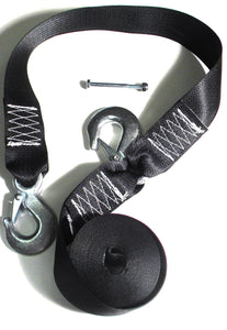 WS 20S  -  Winch Strap 20' w/safety
