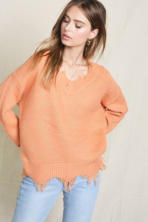 Ginger Crew Neck Sweater