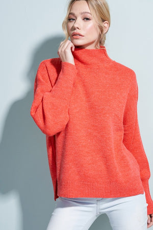 Tomato Luxy Turtleneck Sweater