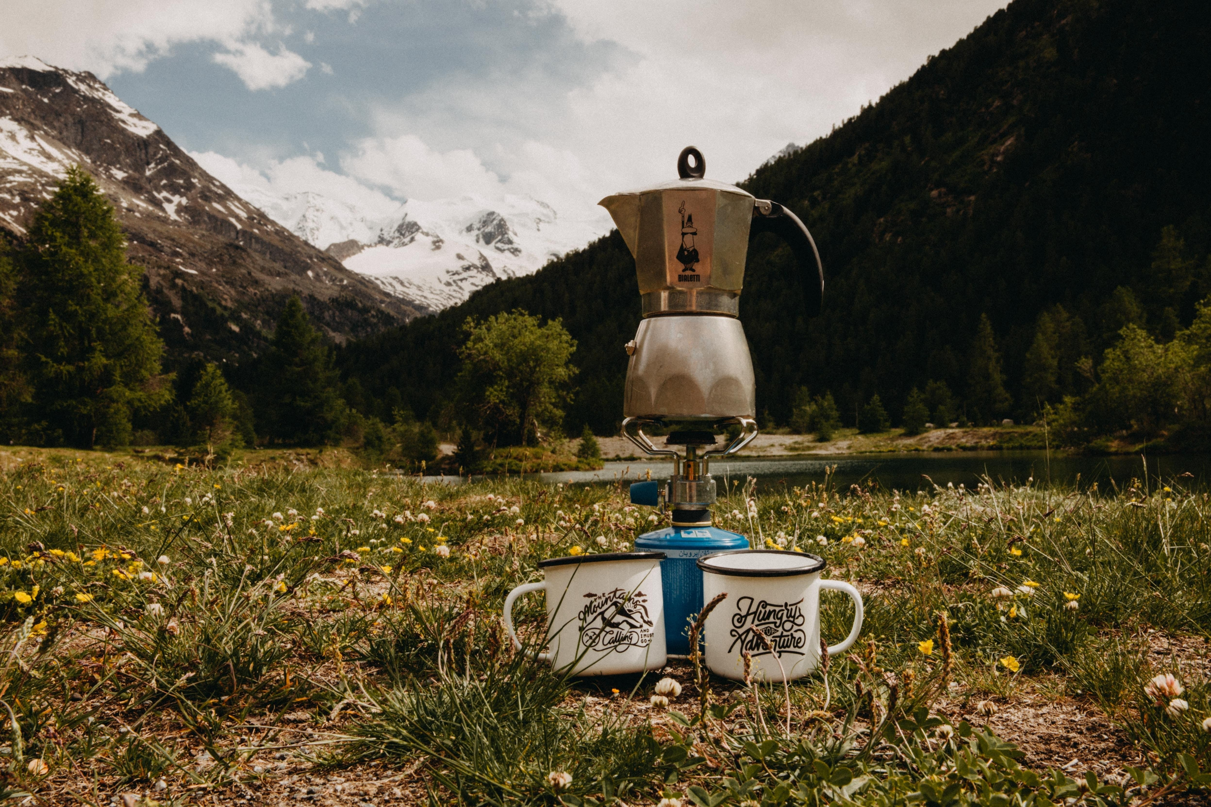 Best ways to make coffee while camping