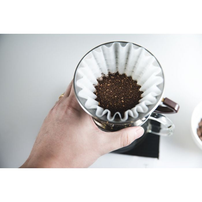 Kalita Wave Stainless Steel Dripper