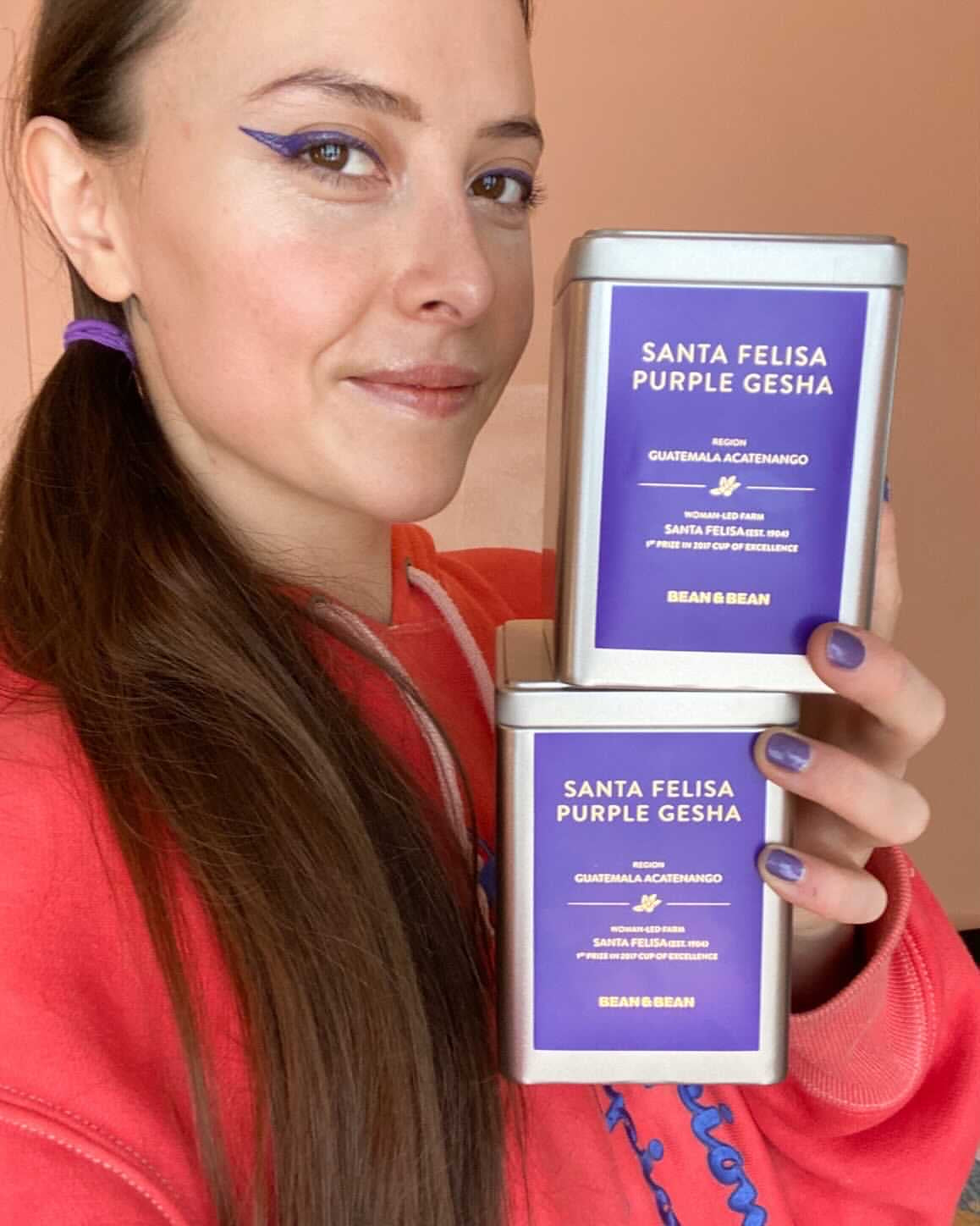 Santa Felisa Gesha Honey