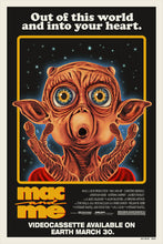 Load image into Gallery viewer, 24x36 Mac and Me Screenprint