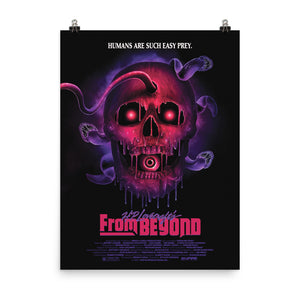 """FROM BEYOND"" 18X24 MATTE FINISH POSTER"