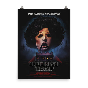 """TOURIST TRAP"" 18X24 MATTE FINISH POSTER PRINT"