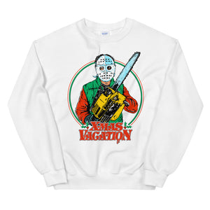 """WE NEEDED A COFFIN"" Retro Sweatshirt"