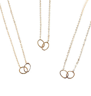 You've Got A Friend 14K Yellow Gold-Filled Necklace - K Kay Designs