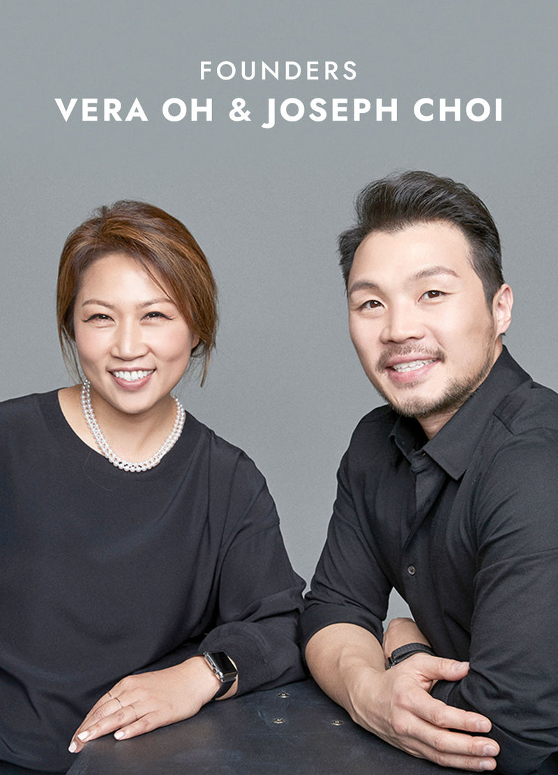 Voesh Founders - Vera Oh And Joseph Choi