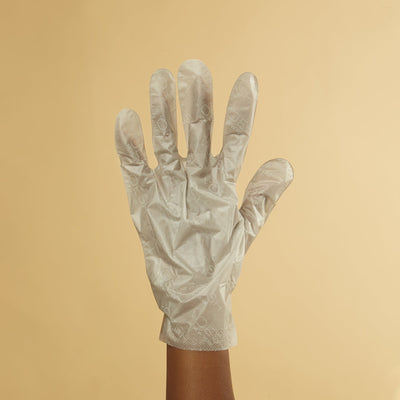 Collagen Gloves with Argan Oil