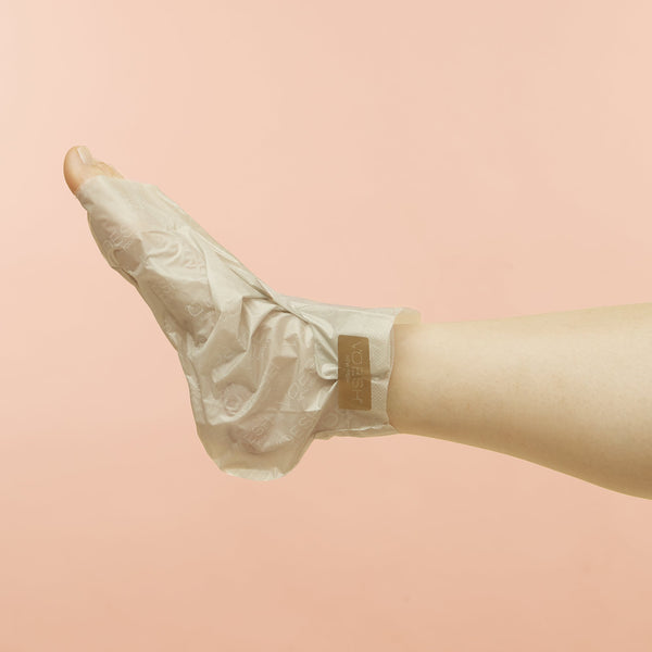 Peeling & Collagen Socks Duo ($26 value)