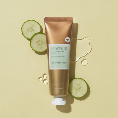 Cucumber Fresh Vegan Hand & Body Créme 3oz
