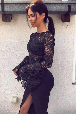 products/black-long-horn-sleeves-lace-bodice-split-side-stretch-satin-short-prom-dress-party-dress-p596angelformaldresses-18170851.jpg