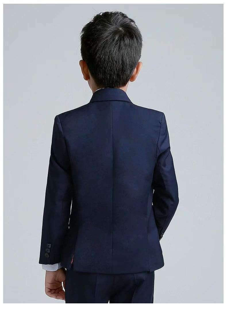 Boys Suits Blazers Clothes Suits For Wedding Formal Party Baby Vest Shirt Pants Kids