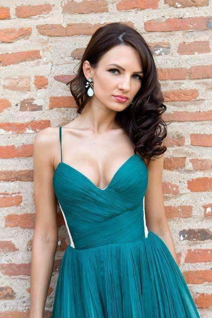 Cute Sweeetheart Spaghetti Straps A Line Homecoming Dress M520
