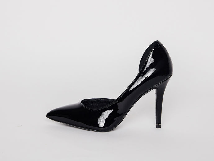 Classic Collection Black Patent Leather