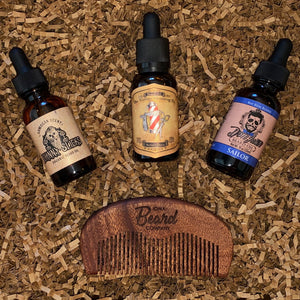 The Beard Oil Gentleman Mystery Box