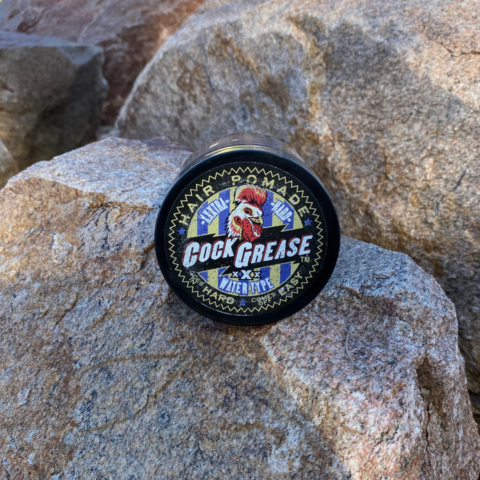 Cock Grease XXX XXXtra Hard Pomade