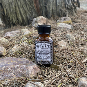 Iowa Beard Co Tobacco Bitters Beard Oil
