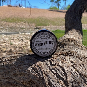 Iowa Beard Co Tobacco Bitters Beard Butter