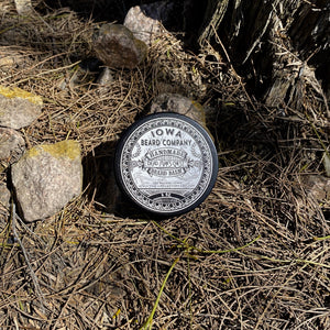 Iowa Beard Company Dead Man's Chest Beard Balm