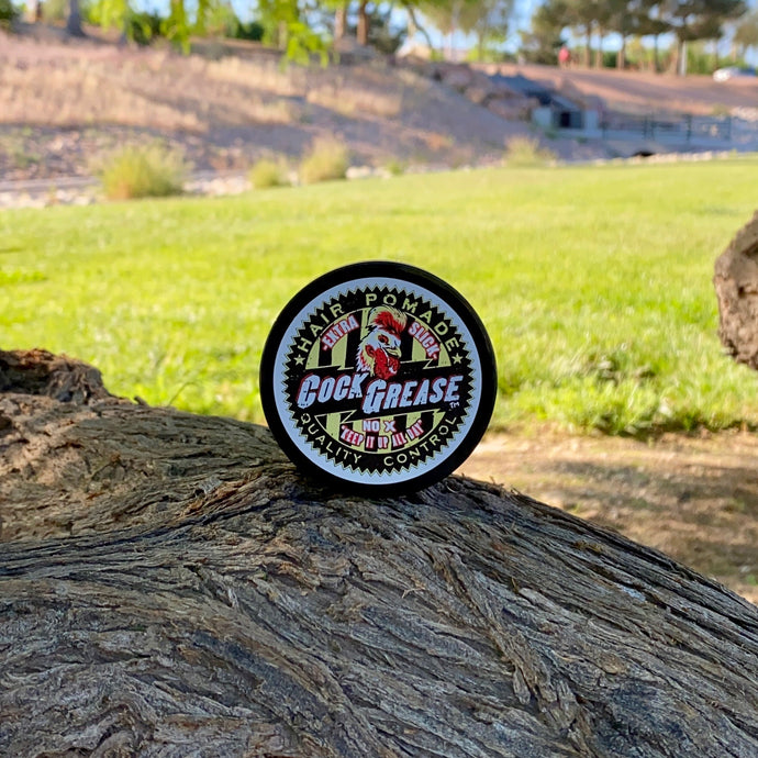 Cock grease No-X Pomade