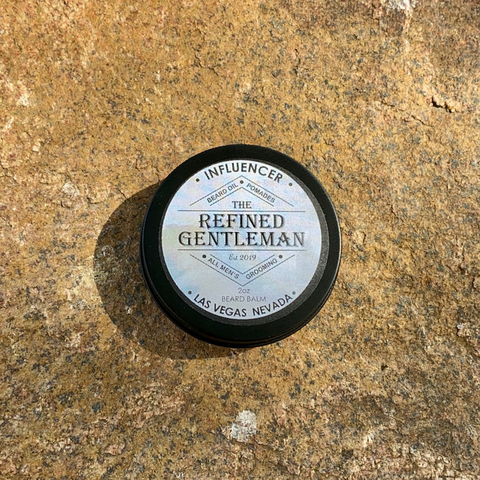 The Influencer Beard Balm