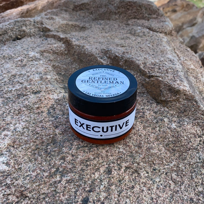 The Executive Beard Butter