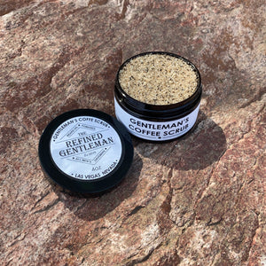 Gentleman's Coffee Scrub