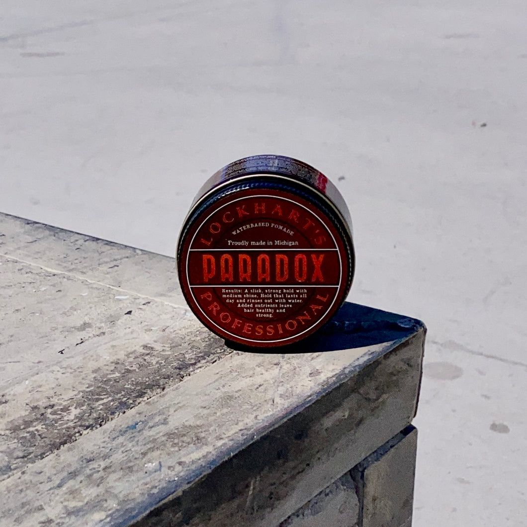 Lockhart's Water Based Paradox Pomade