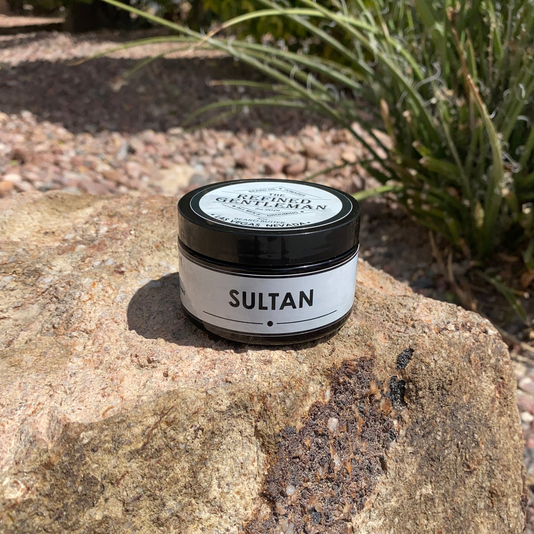 The Sultan Beard Butter