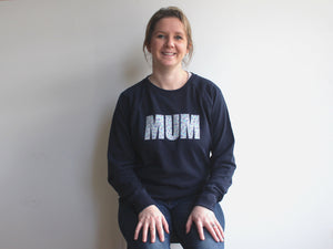 MUM Sweatshirt (SAMPLE) Medium